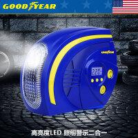 【GOODYEAR/固特异】汽车充气泵 数显车载充气 车用打气泵 智能预设轮胎充气机 GY-2504
