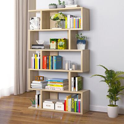 亿家达 书柜书架空间大师柜简约书柜收纳柜置物书架书柜简易简约组合书橱