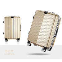 铝框箱26拉杆箱20寸登机箱子万向轮行李箱女24寸旅行箱学生密码箱