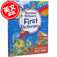 �F� 包�] Merriam-Webster's First Dictionary �f氏初*�和��D片字典 英文原版 �m合5
