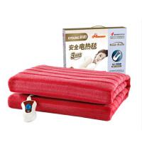 彩阳电热毯(120*150cm)双人3档调温安全防水加厚电褥子