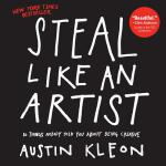 【预订】Steal Like An Artist