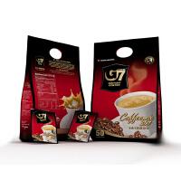 【山东蓬莱馆】越南咖啡中原G7咖啡16g*50包越南G7咖啡速溶三合一800g包邮