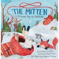 【预订】The Mitten: A Classic Pop-Up Folktale
