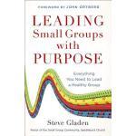 【预订】Leading Small Groups with Purpose: Everything You Need