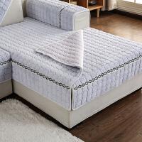 沙发垫坐垫四季防滑垫简约时尚靠背巾组合坐垫沙发布艺罩通用坐垫
