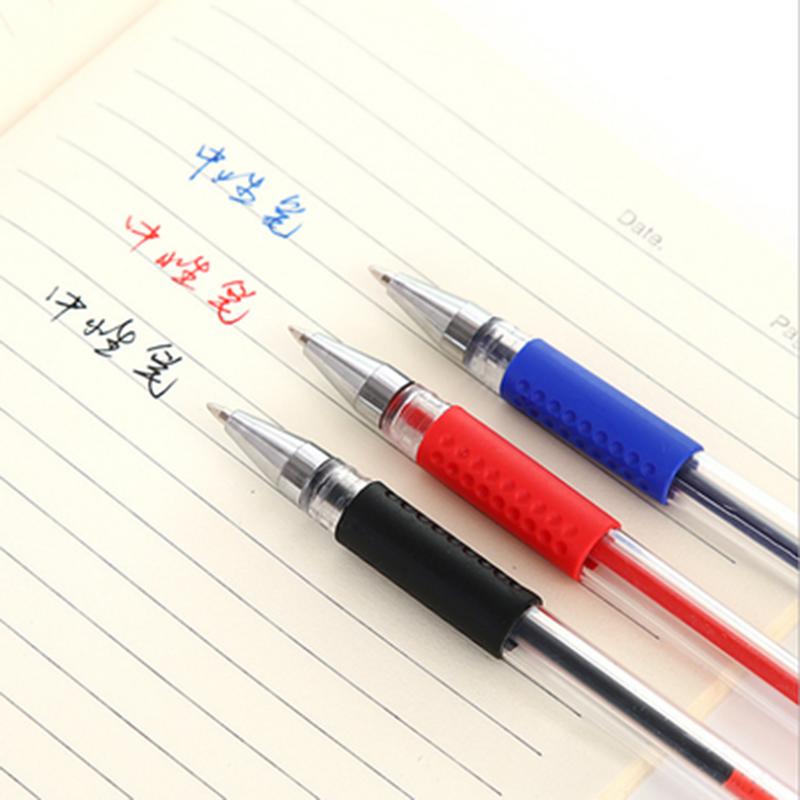 【全场1件5折】中性笔 0.5mm学生文具小学生奖品2019新款学生考试专用学习用品文具 24支装0.5mm中性笔