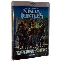 正版电影 欧美 宙忍者神龟变种时代 BD50 蓝光高清1080P电影碟片