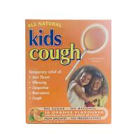 澳洲直邮 All Natural kids cough儿童 棒棒糖 橙子味 10支装缓解感冒 海外购