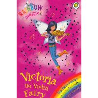 Rainbow Magic: The Music Fairies 69: Victoria the Violin Fairy 彩虹仙子#69:音乐仙子9781408300275