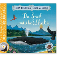 The Snail and the Whale: Book and CD Pack 小海螺和大鲸鱼(含CD)