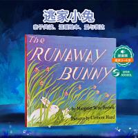 顺丰发货 The Runaway Bunny 逃家小兔 平装 廖彩杏书单 美国Top100 亲子睡前故事读物 英文原版