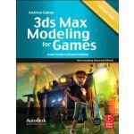 【预订】3ds Max Modeling for Games, Volume 2: Insider's Guide to