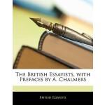 【预订】The British Essayists, with Prefaces by A. Chalmers