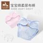 欧孕婴儿尿布裤纯棉防水透气尿片固定裤防漏裤可洗尿布兜