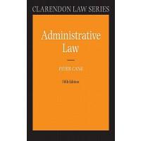 【预订】Administrative Law 9780199692330