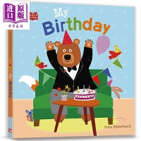 【中商原版】我的生日 My Birthday