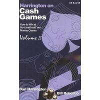 【预订】Harrington on Cash Games: Volume II: How to Play No-Lim