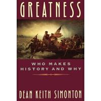 【预订】Greatness: Who Makes History and Why