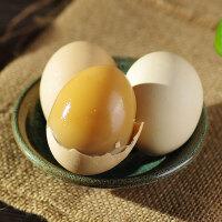 【陕西特产】马齿笕变蛋6枚/盒 土鸡蛋皮蛋松花蛋无铅硬心
