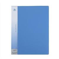 齐心NF20AK标准型20页资料册A4文件册插页办公用品