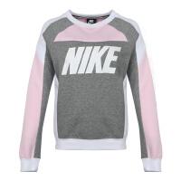 Nike耐克2019年新款女子AS W NSW CREW FLC CB套头衫AV8293-663