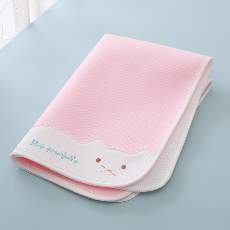 婴儿隔尿垫纯棉防水经期小床垫月经垫大姨妈垫子可洗生理期垫 秋英家纺。温润如玉