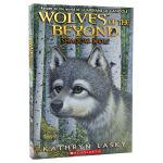 【中商原版】绝境狼王2 影子 英文原版 Wolves of the Beyond #2 Shadow Wolf 动物奇
