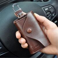 ?男士钥匙包简约大容量多功能匙钥包卡包实用小包迷你腰挂?