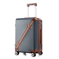 箱包复古行李箱万向轮拉杆箱密码个性欧美旅行箱男女