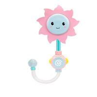 ����洗澡玩具花�⑺�上�蛩� 浴室向日葵花���水��和�玩水水���^
