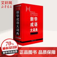 新华成语大词典 商务印书馆辞书研究中心 编