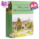 【中商原版】英文原版 The Collected Poems of William Wordsworth华兹华斯诗歌选