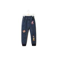 【专区49元2件】加菲猫男童新款早秋牛仔裤GPZ17615