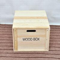 韩版简约收纳抽屉式储物箱整理柜实木质卧室组合整理箱收纳箱木箱子杂物整理箱储物箱收纳盒