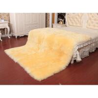 羊毛床垫床褥澳洲整张羊皮床褥皮毛一体羊毛床毯床褥子定做质量媲美慕斯喜临门顾家
