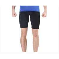 春夏男士运动短裤弹力紧身短裤五分健身跑步短裤篮球打底训练裤
