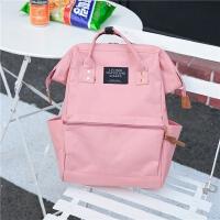 【时尚】双肩包女韩版学生书包包女妈咪背包大容量离家出走包