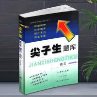 2020秋新版尖子生题库七年级语文上册人教版R版7年级初一课本同步