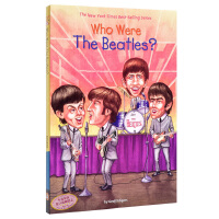 【中商原版】谁是披头士?英文原版 Who Were the Beatles? 英文原版书 进口童书