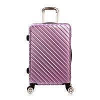 新款PC拉链拉杆箱 万向轮拉杆旅行箱 学生行李箱 行李包