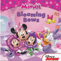 Mickey Mouse Clubhouse: Blooming Bows 米奇妙妙屋:绽放的蝴蝶结 ISBN9781
