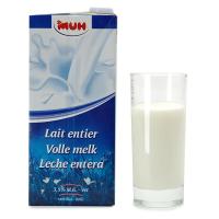 【春播】德国甘蒂牧场MUH全脂纯牛奶1L