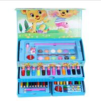 画笔套装 学习用品 宝宝益智水彩色画画 绘画彩色铅笔蜡笔美术