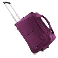 韩版大容量拉杆包手提旅行包箱水可折叠男女通用20 24寸行李包