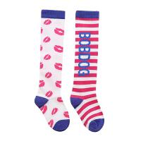 【1件3折:11.7元】巴布豆女童客气洋气长筒袜