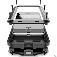 苹果7plus手机壳iPhone7三防壳4.7保护硅胶套5.5金属防摔创意全包
