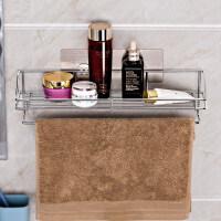 吸盘卫生间置物架浴室壁挂卫浴厕所收纳架洗手间用品储物架子