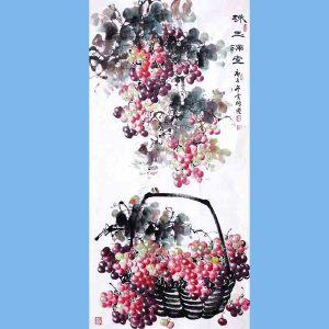 中国青年美术家协会常务理事,中国山水画院专业画家,山东省美术家协会会员,国家一级美术师高云鹏(珠玉满堂)6