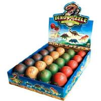 拼装恐龙蛋益智4D立体拼装大号动物蛋玩具模型礼盒几十款儿童礼品